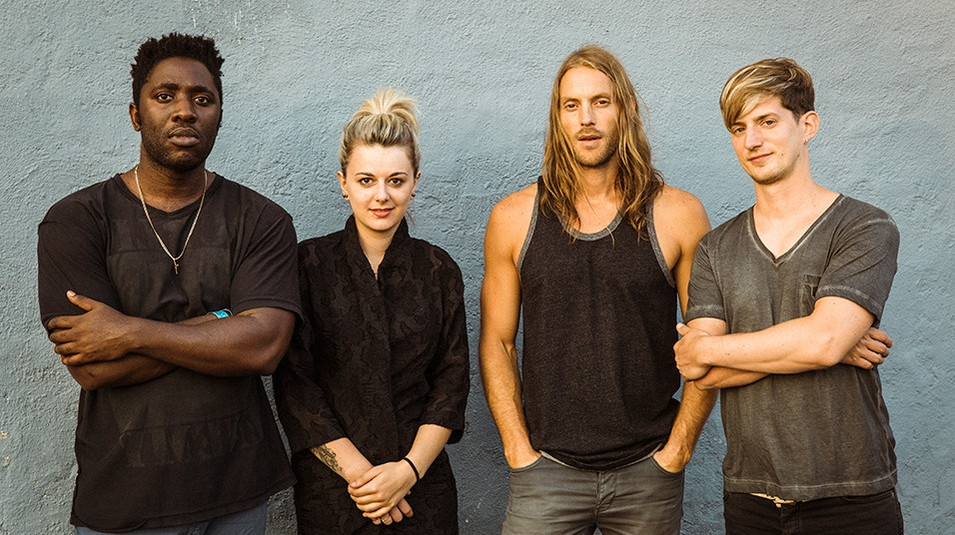 "Bloc Party explain ""Banquet"" influences {watch}"