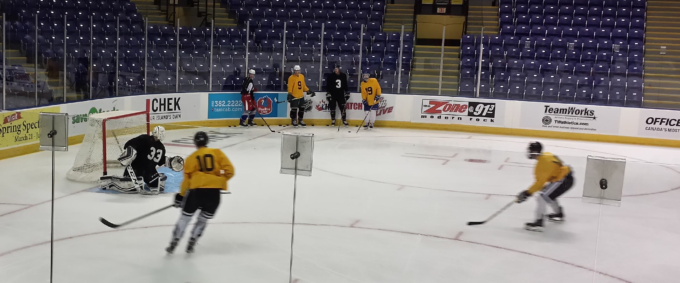 Royals Host Intra-Squad Game Wednesday