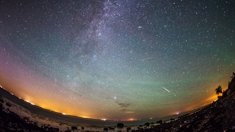 5 Things you need to know - Perseid meteor shower