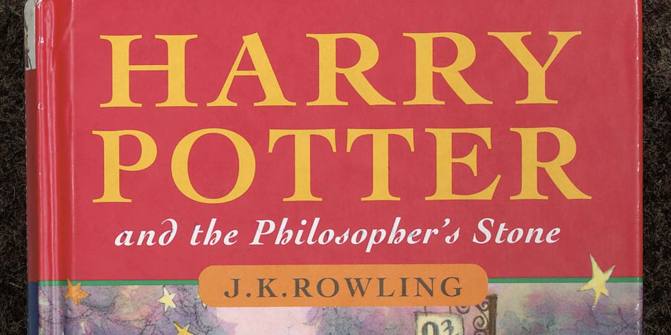 If you find a typo in your Harry Potter book you could make thousands! $$$
