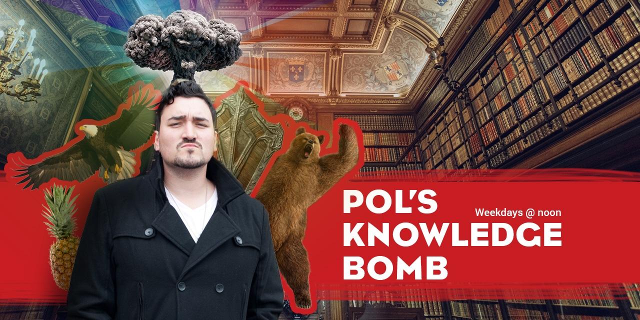 Pol's Knowledge Bomb