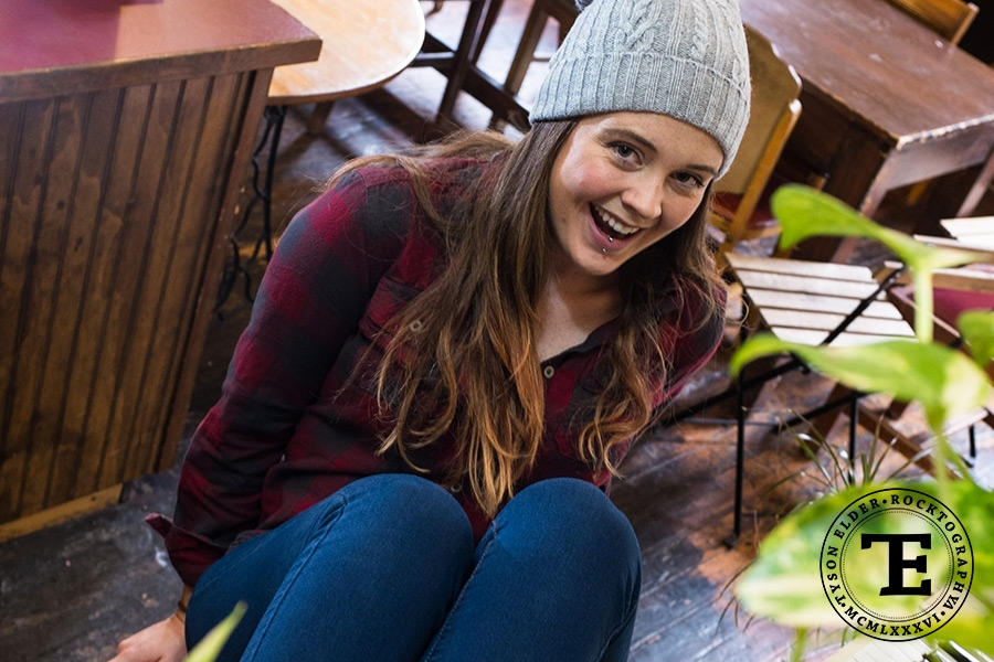 Kirsten James