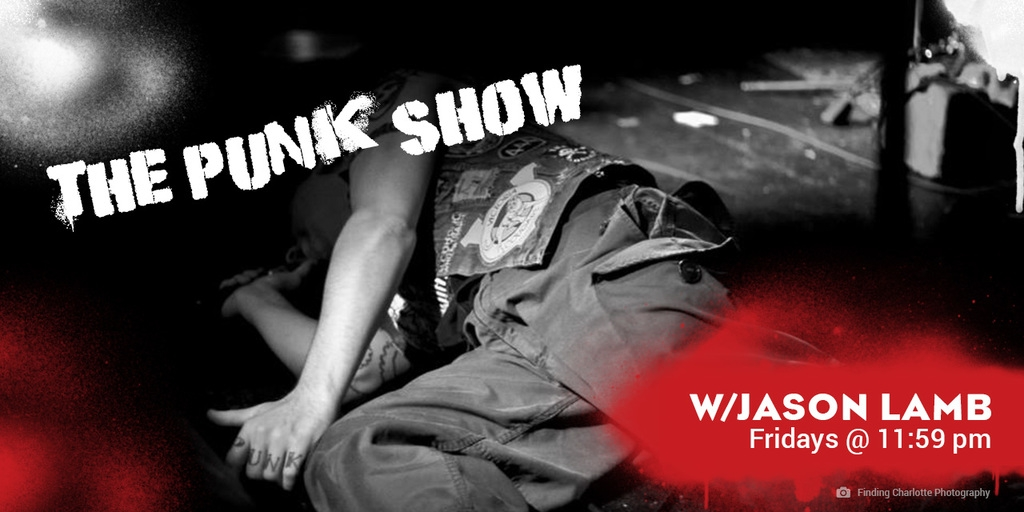 Punk Show #176 - feat. Christophe of Crazy & The Brains - 08/10/18