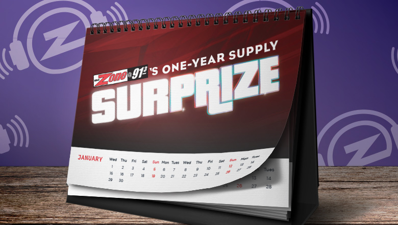 The Zone's One-Year Supply Surprize