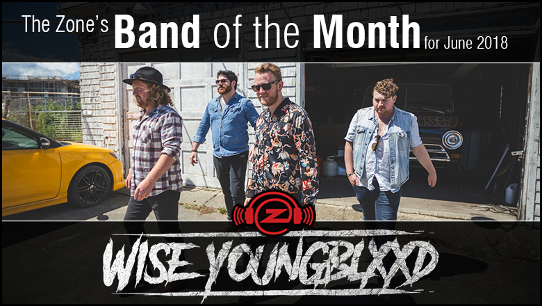 Feature: http://www.TheZone.fm/2018/06/01/botm-wise-youngblood/