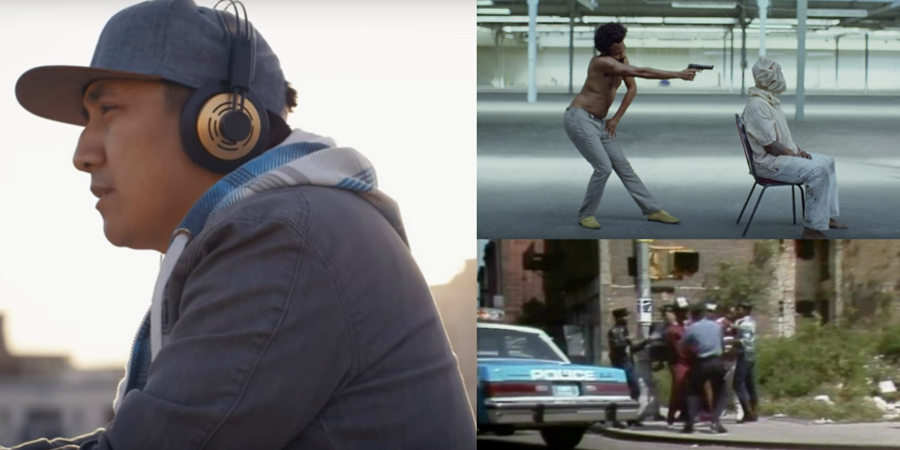 [LISTEN]: This Is America x The Message (Boitano Blend)