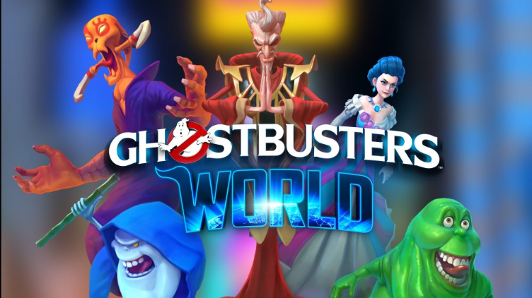 Ghostbusters World hack version