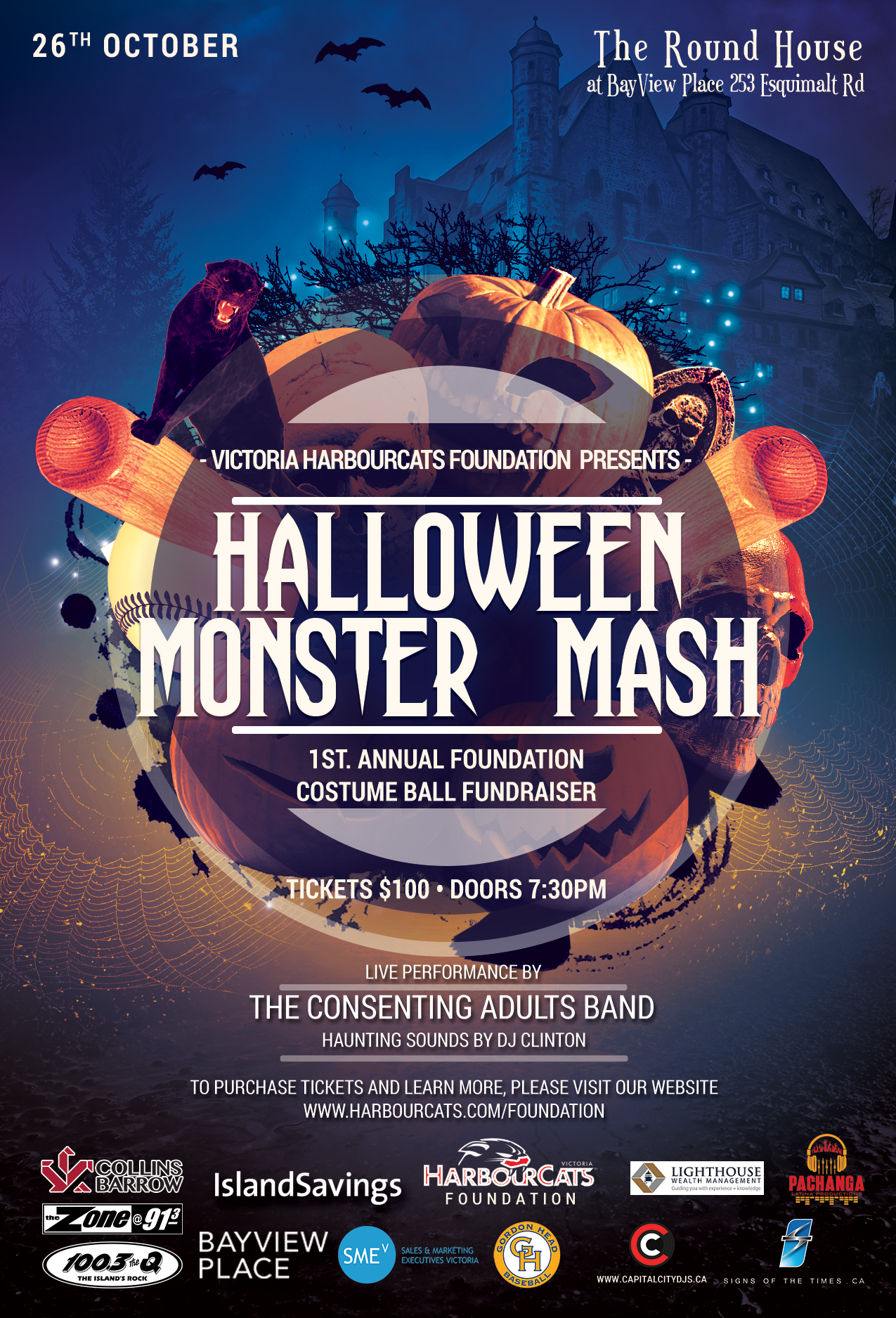 halloween monster mash | the zone @ 91-3