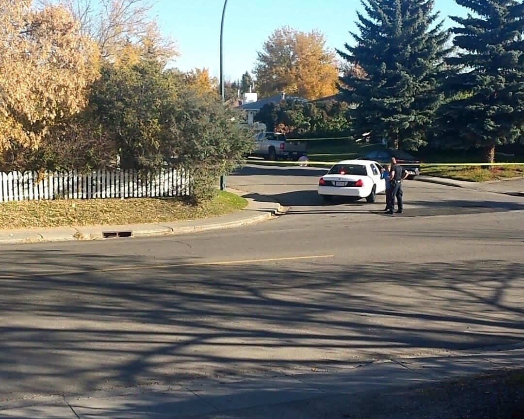 Calgary man arrested