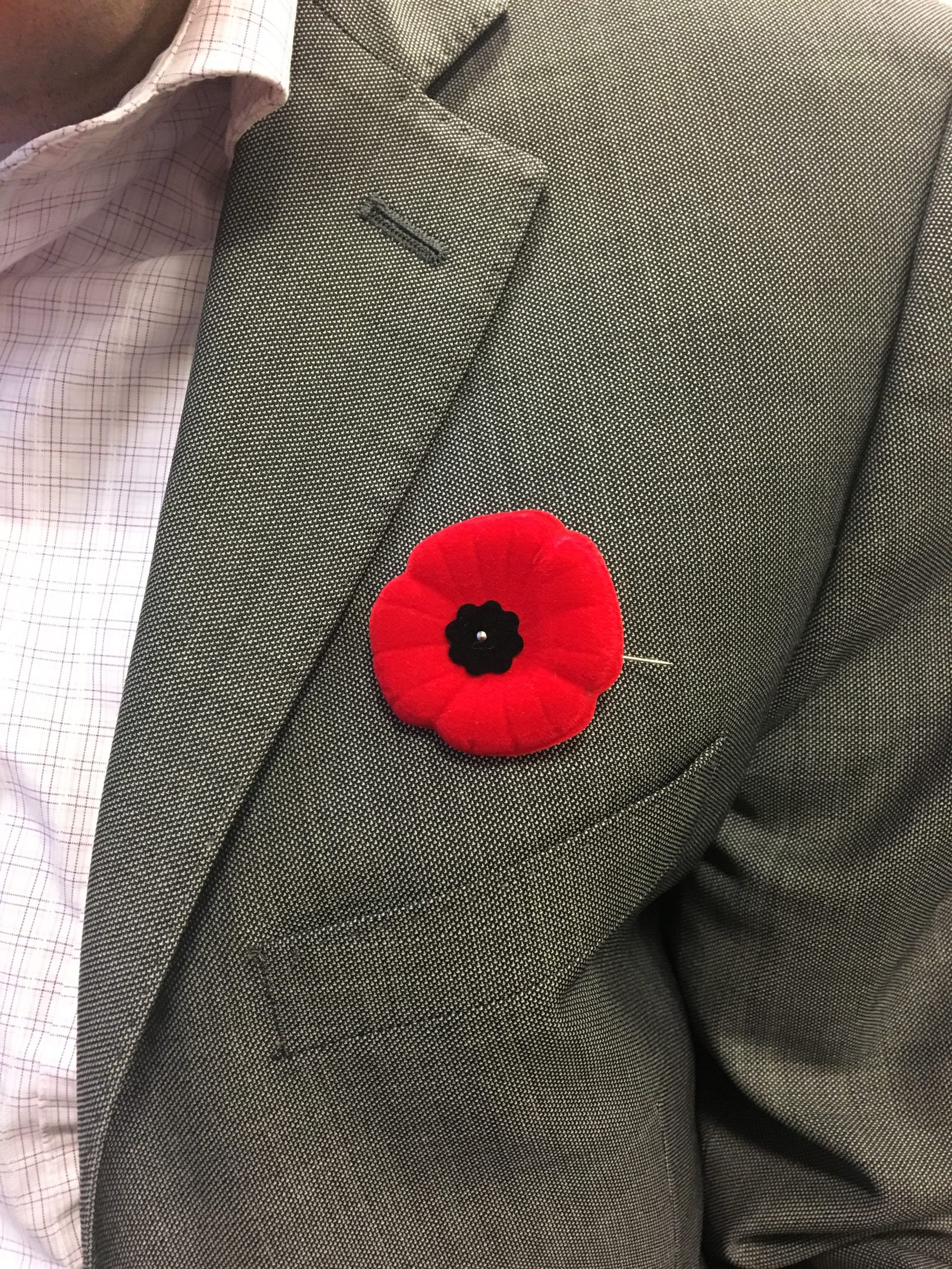 City of Calgary : Remembrance Day 2017