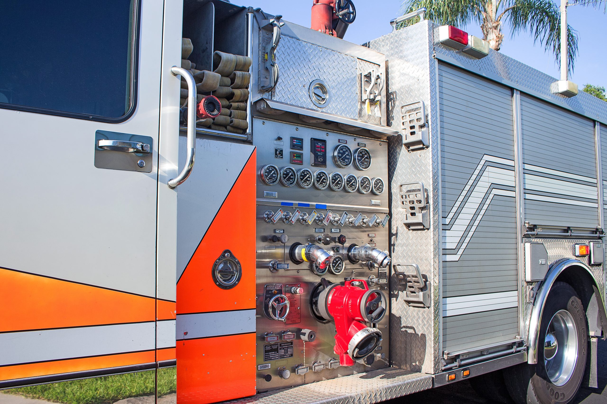 Firefighters Control Carbon Monoxide Leak