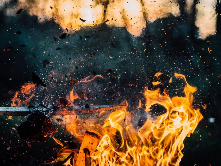 Fatal Trailer Fire