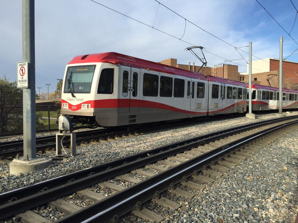 CTrain accidents raise concerns about traffic safety