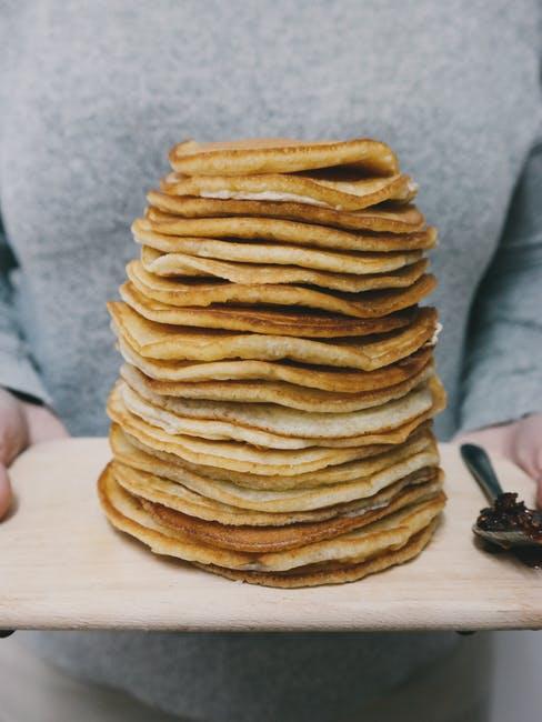It's Exam Season, Free Pancakes!