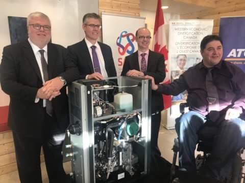 SAIT to receive $385,500 to support economic diversification