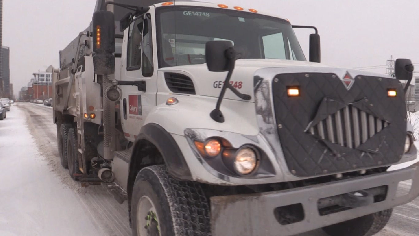 Another snow ban is on it's way for this weekend