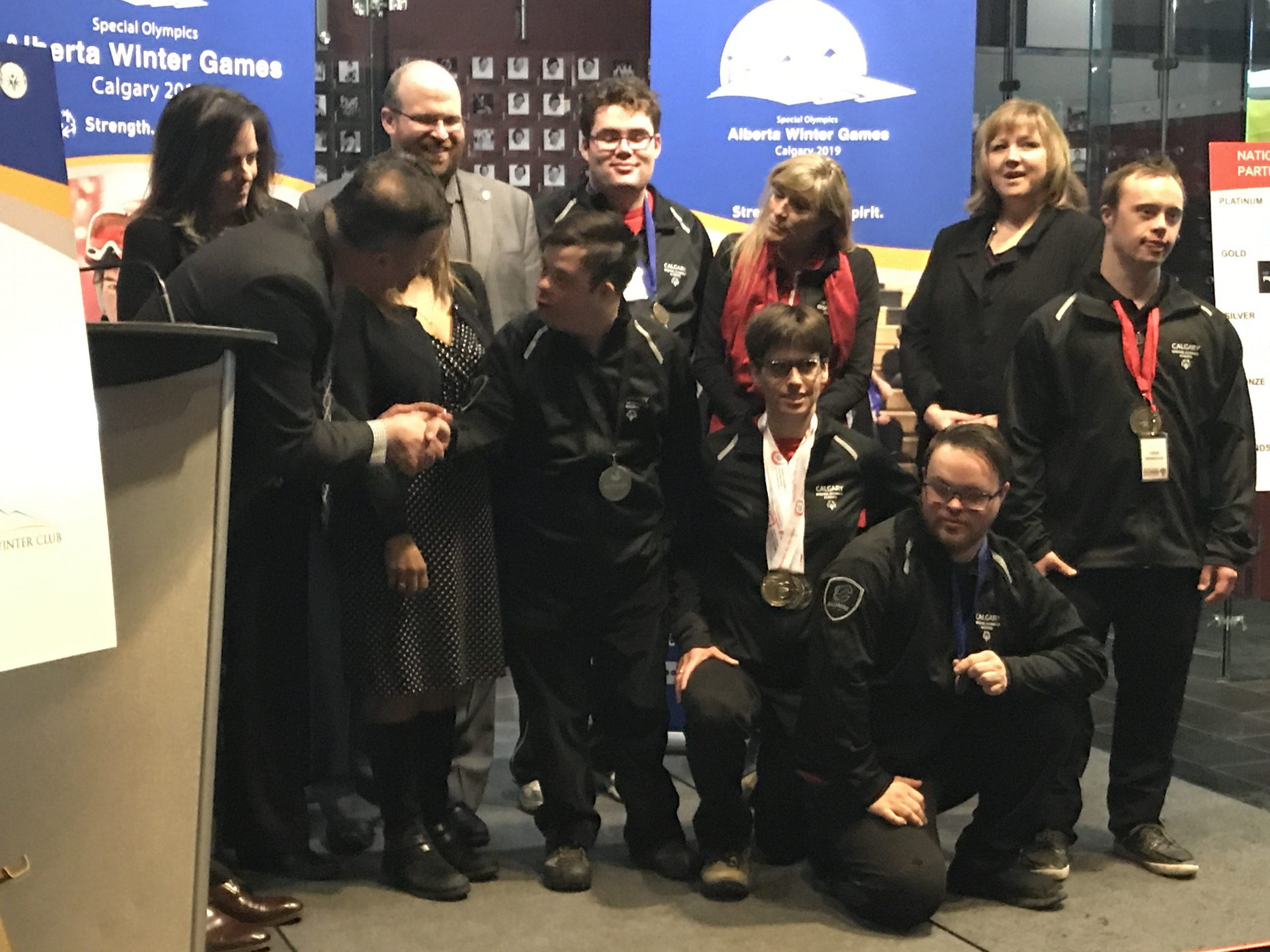 Calgary to host the 2019 Alberta Special Olympics Winter Games