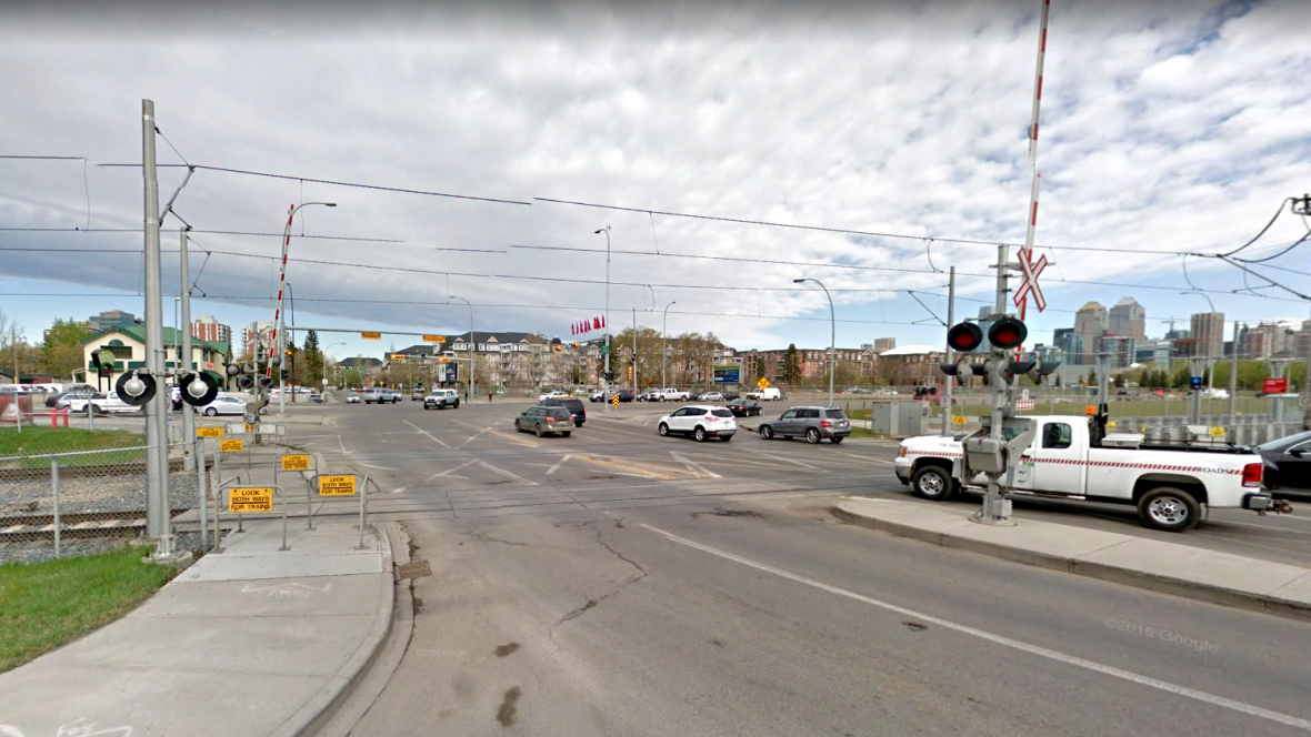 Could this be Calgary's Worst Intersection?