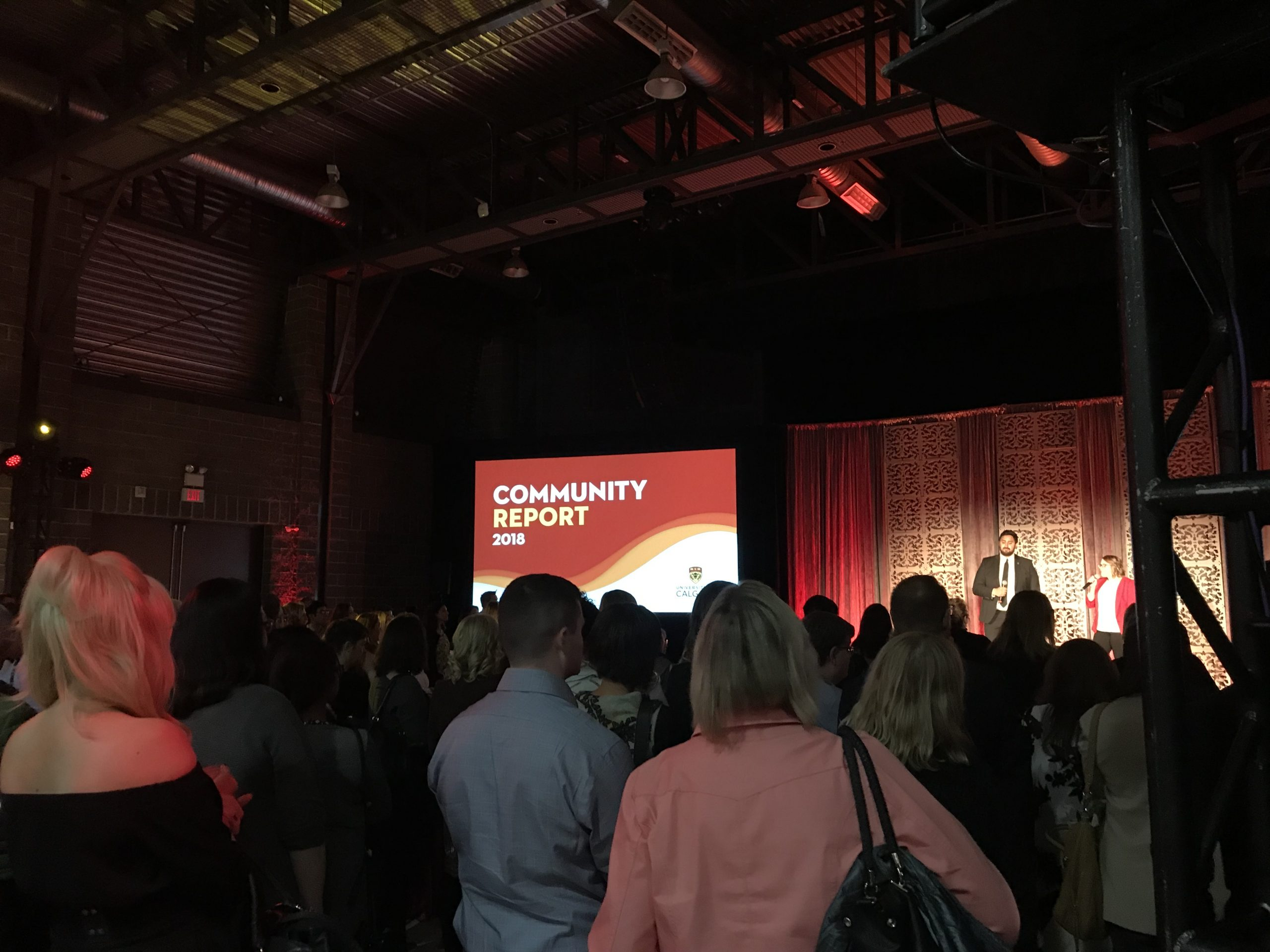 Cannon highlights output at final community report