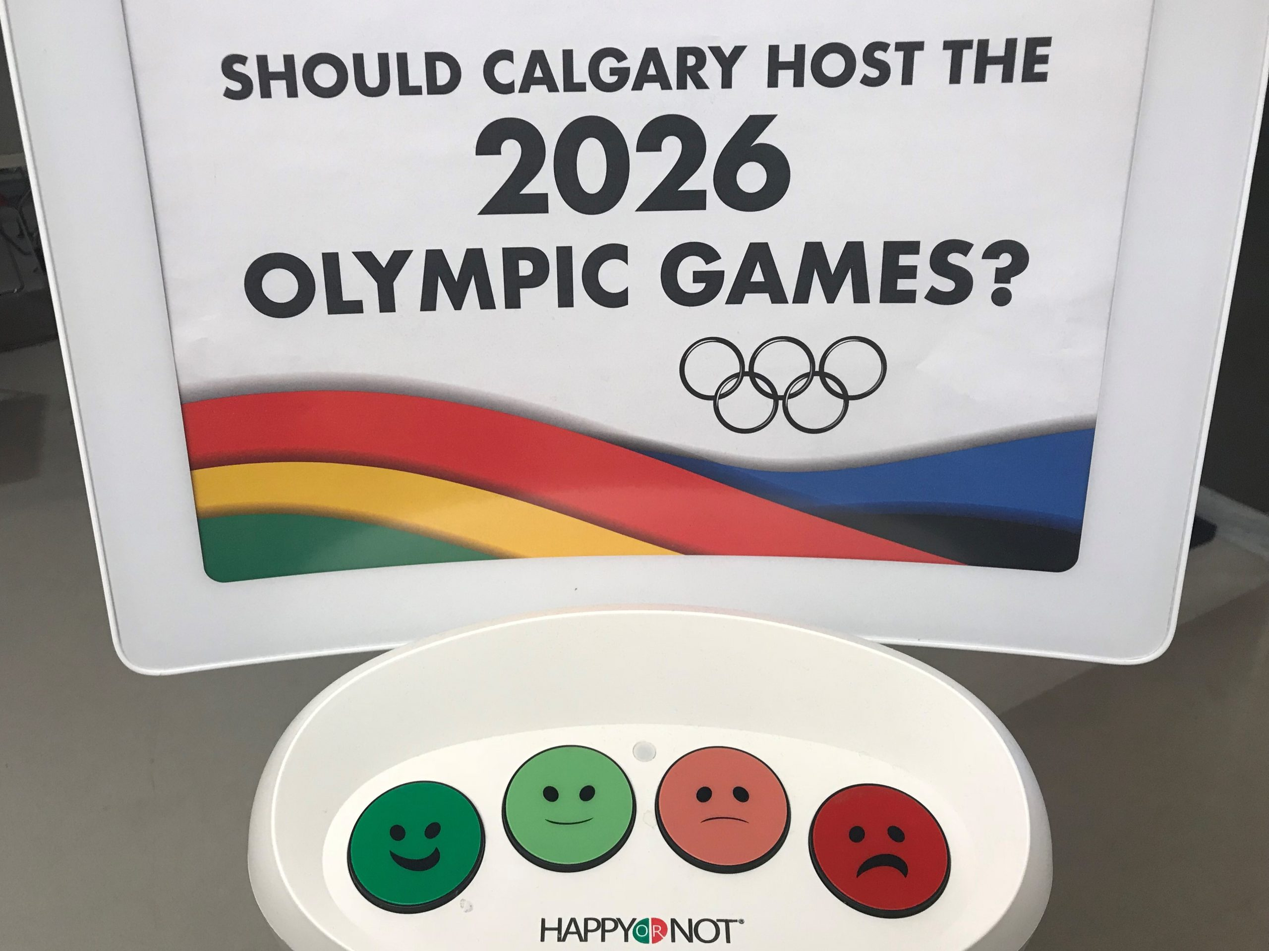 Federal and provincial governments reach agreement on funding for the Calgary 2026 Olympic bid