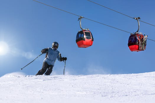 Skiers uplifted after record snowfall