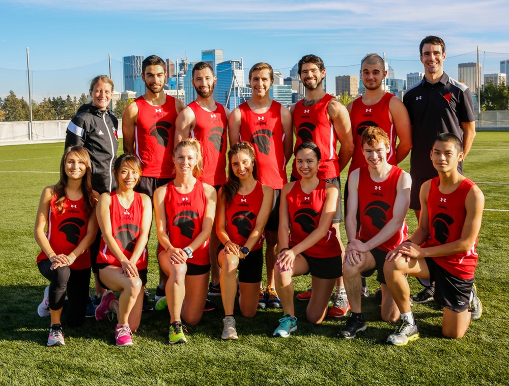 SAIT's Cross-country team pushing through weather conditions