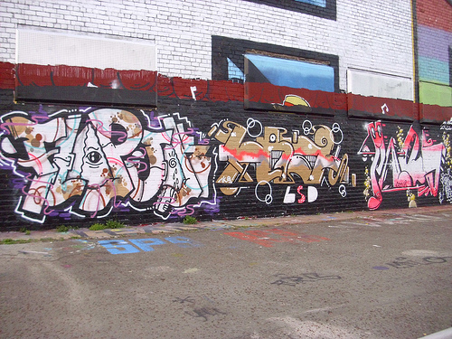 """New mural at Kerby station will leave Calgarians saying """"wow""""."""