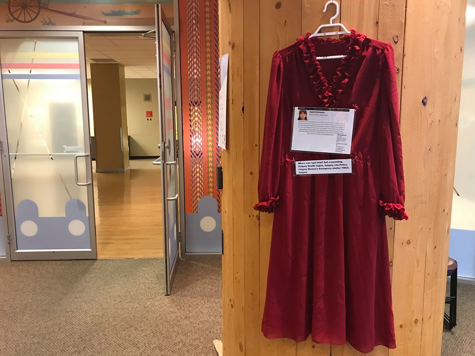 REDress week at SAIT