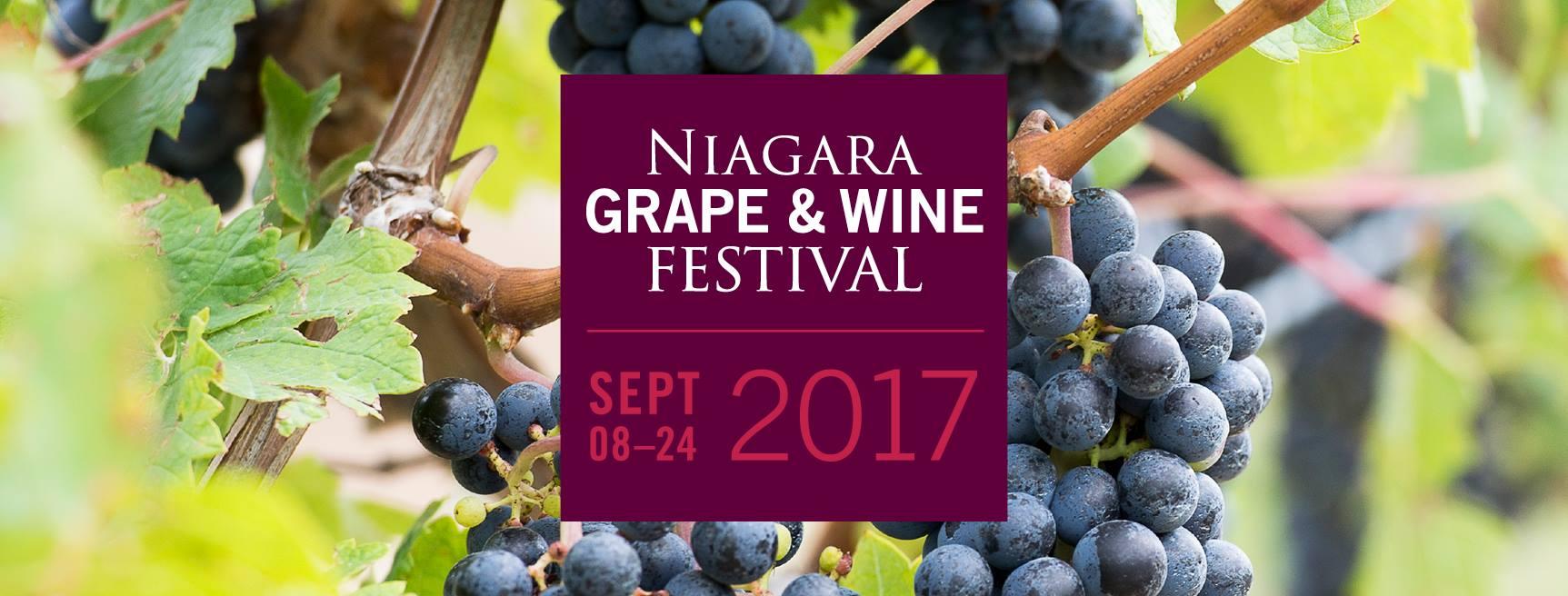 Niagara Grape and Wine Festival VIP Packs