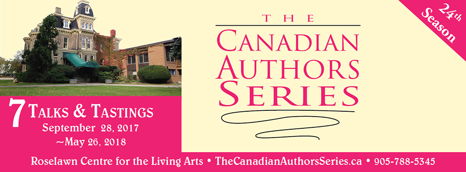 Canadian Author Series presents Carol Off