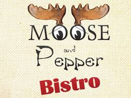 Dine at the MOOSE & PEPPER BISTRO on us!