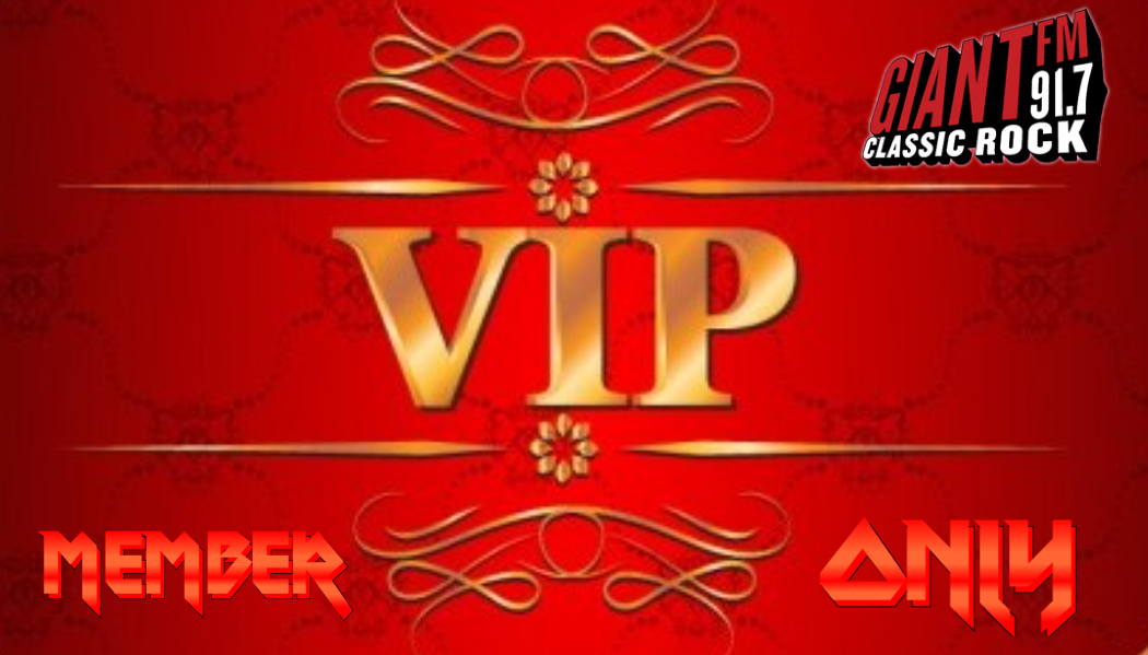 VIP ONLY ENTRY!