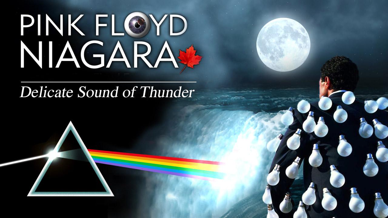 Pink Floyd Niagara