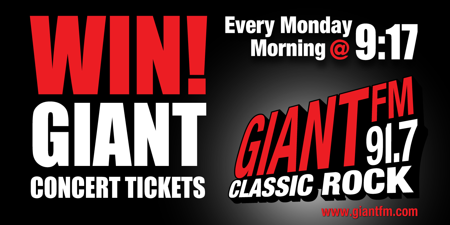 Feature: https://www.giantfm.com/giant-fm-concert-connection/