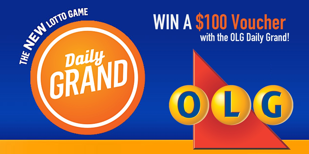 OLG Daily Grind – Holiday Entry Form