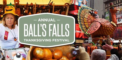 Ball's Falls 44th Annual Thanksgiving Festival