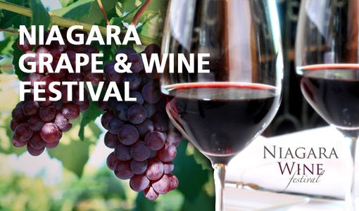 Grape & Wine Grand Parade VIP Seating Contest
