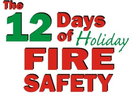 12 Days Of Fire Safety