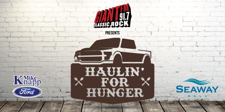 Haulin For Hunger