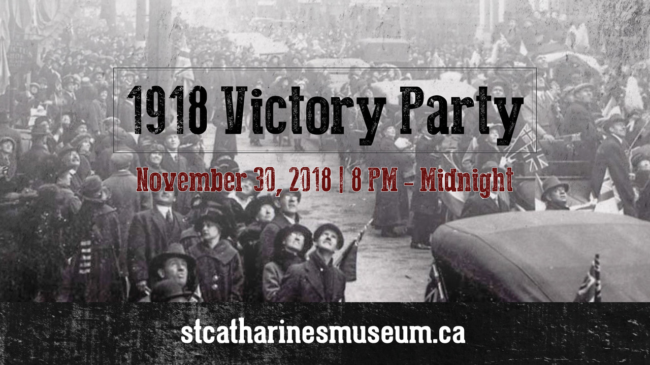 1918 Victory Party