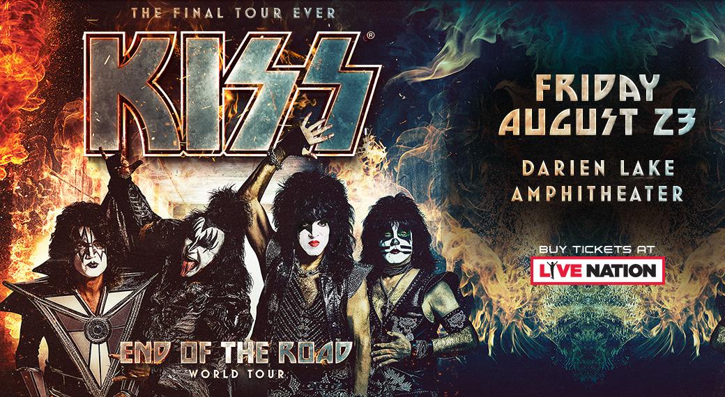 KISS – The Final Tour Ever Concert