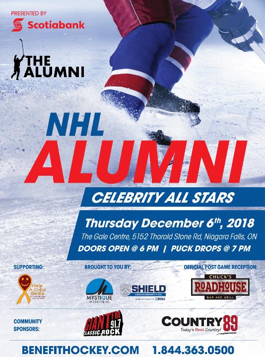 NHL Alumni Benefit Game