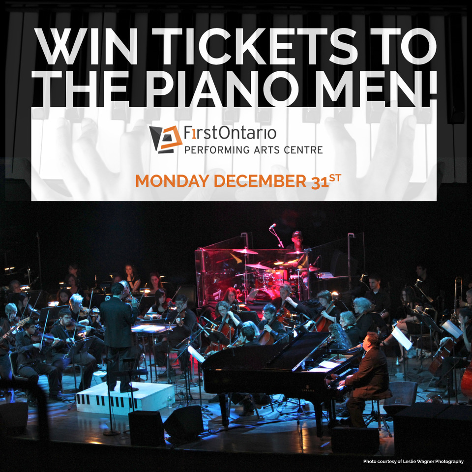 New Years Eve With The Piano Men