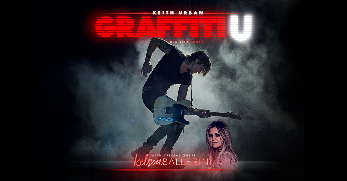 Win Your Way to KEITH URBAN