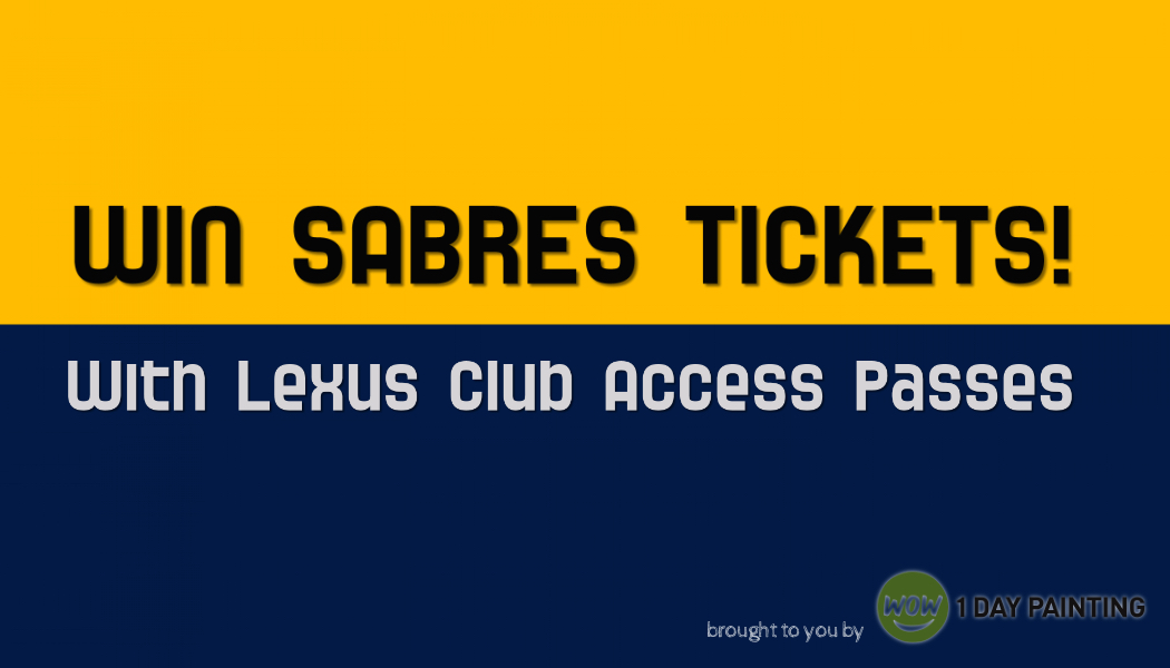 WIN Sabres Tickets