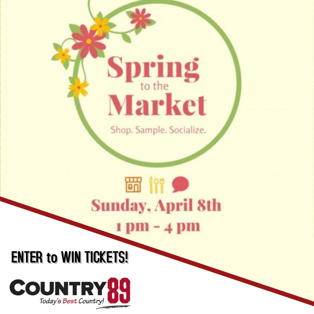 Spring to the Market!