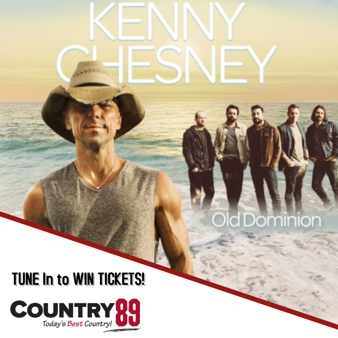 See Kenny Chesney live!