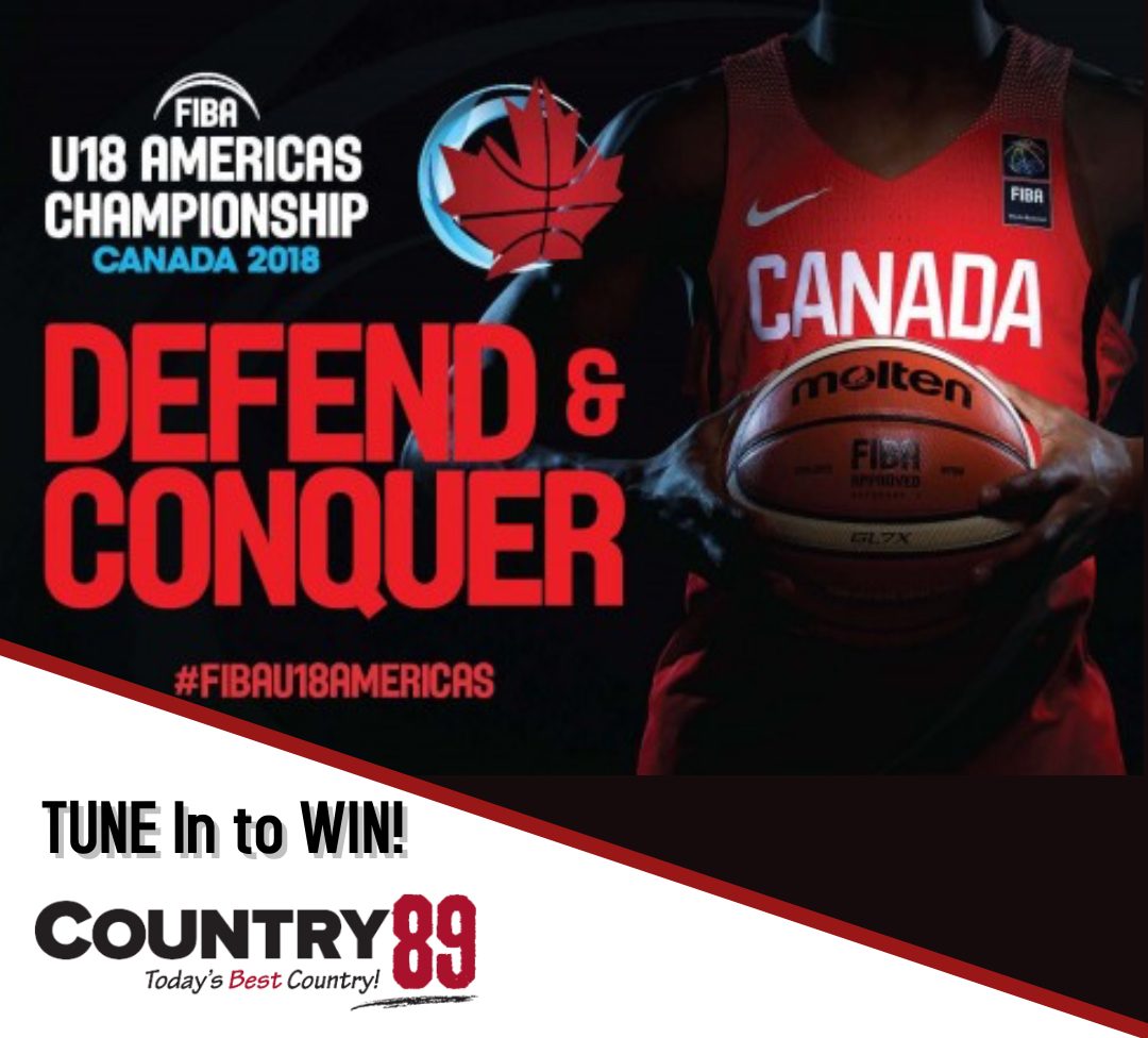 WIN Family 4-Packs to U18 America's Basketball Championships!
