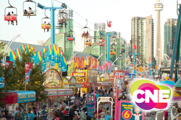 Your Way TO The CNE This Summer