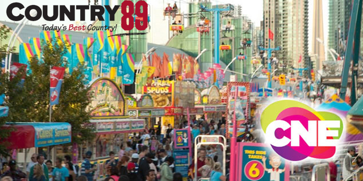 Feature: http://www.country89.com/your-way-to-the-cne-this-summer/